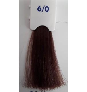 Tinta senza ammoniaca Biondo Scuro 6/0 100 ml Bionic Inebrya Color - prodotti per parrucchieri - hairevolution prodotti