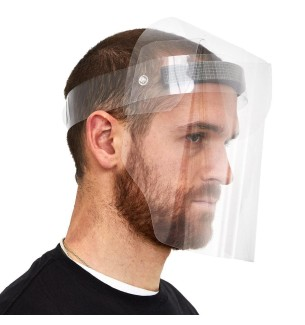 VISORE PROTETTIVO INTEGRALE - prodotti per parrucchieri - hairevolution prodotti