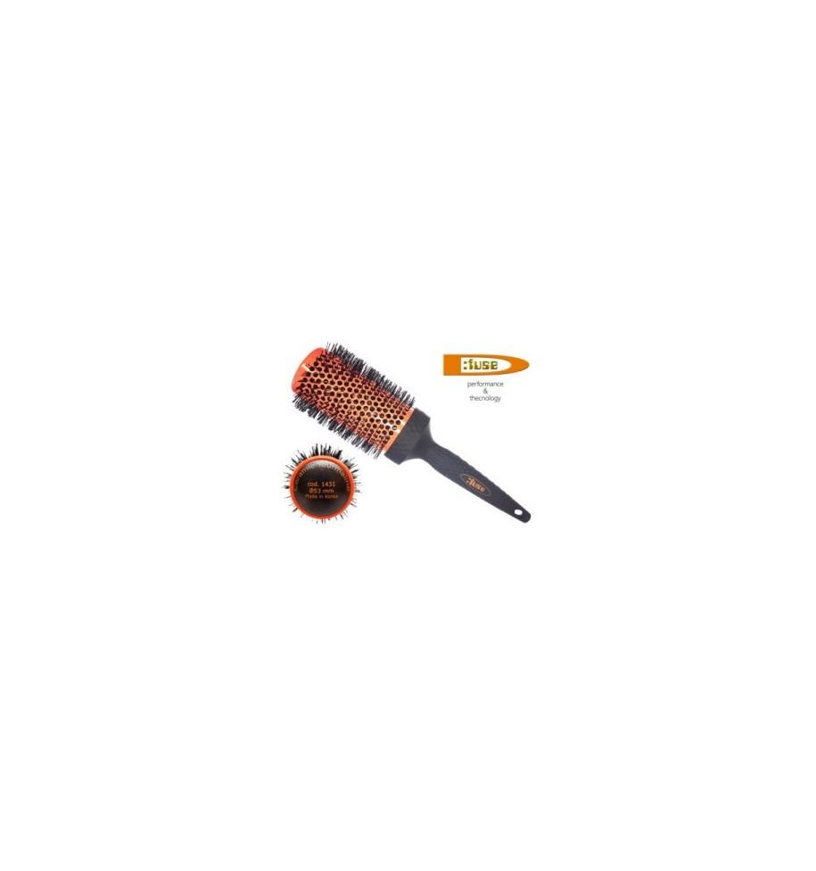 Spazzola D:fuse 53mm Ceramic Tourmaline BHS - prodotti per parrucchieri - hairevolution prodotti