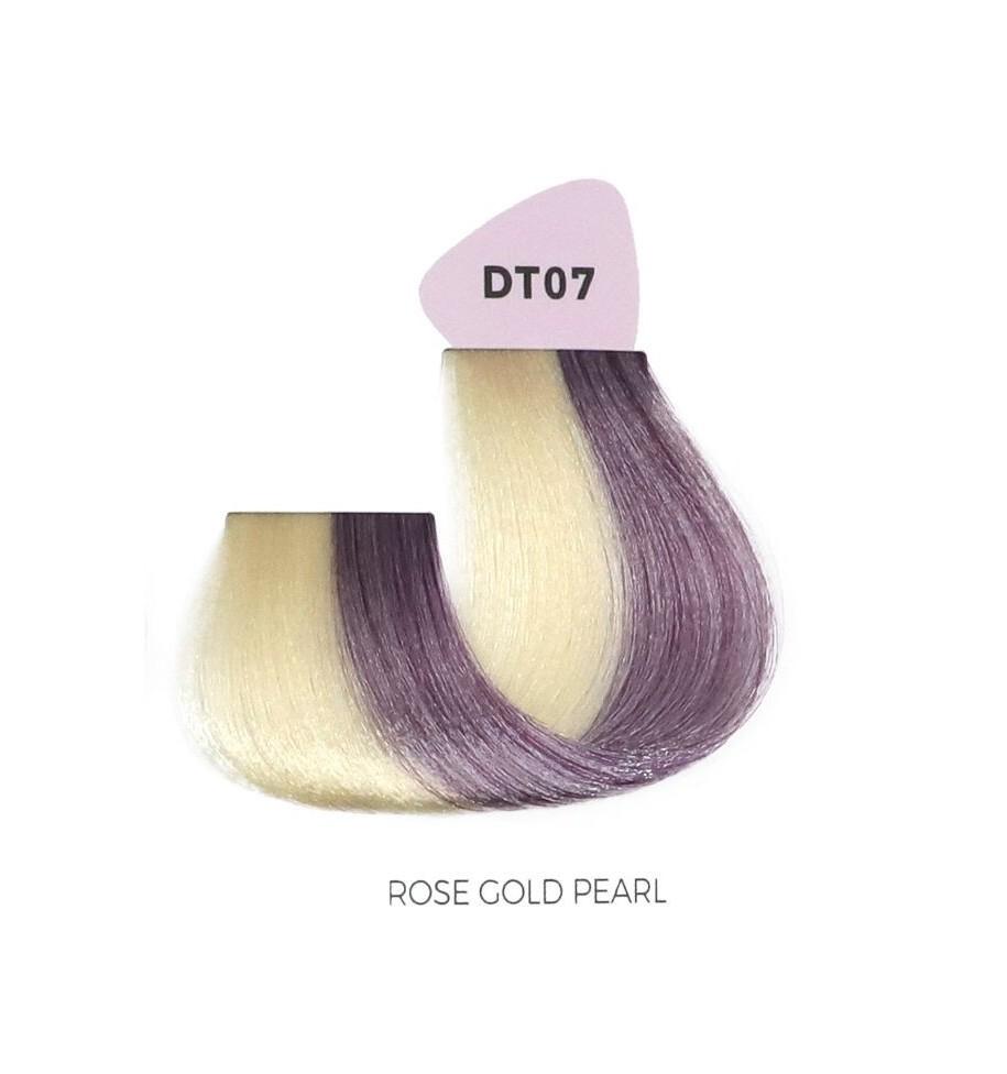 Toner demi permanente DT07 Blondesse senza ammoniaca - prodotti per parrucchieri - hairevolution prodotti