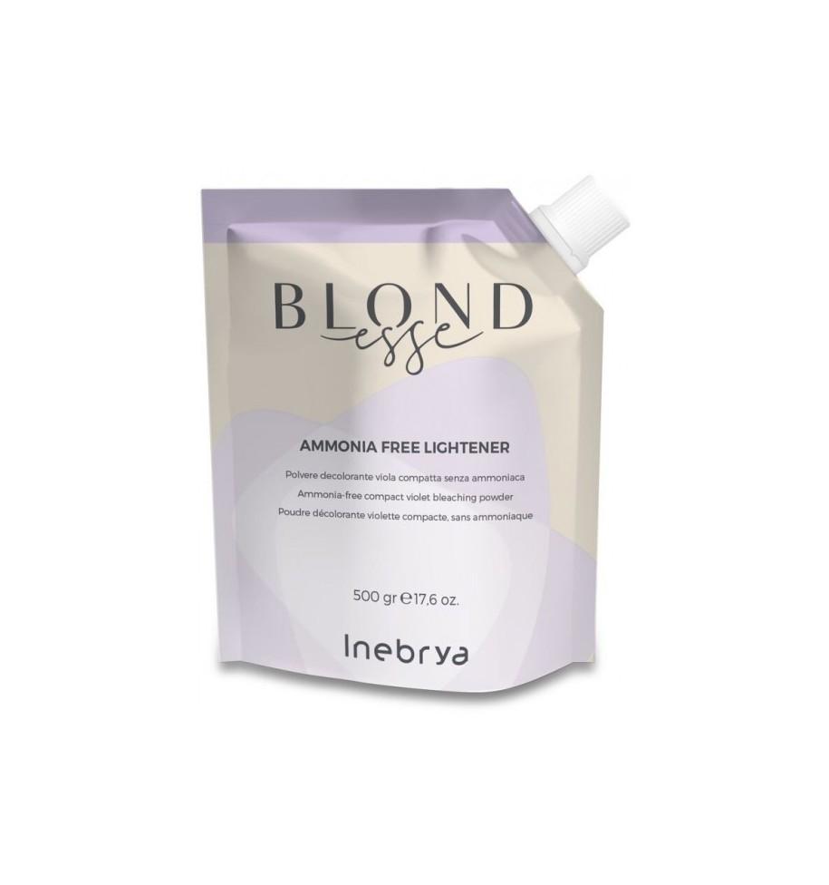 Polvere decolorante viola compatta senza ammoniaca Blondesse - prodotti per parrucchieri - hairevolution prodotti