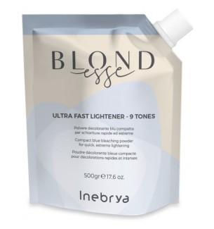 Polvere decolorante Blu compatta Blondesse - prodotti per parrucchieri - hairevolution prodotti