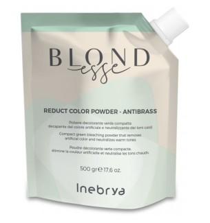 Polvere decolorante verde compatta Blondesse - prodotti per parrucchieri - hairevolution prodotti