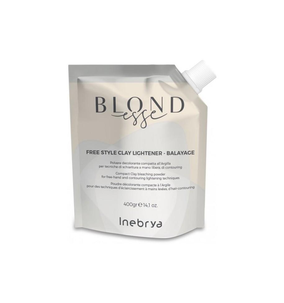 Polvere decolorante compatta all' Argilla Blondesse - prodotti per parrucchieri - hairevolution prodotti