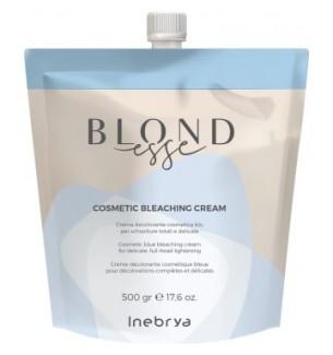 Crema decolorante cosmetica blu Blondesse - prodotti per parrucchieri - hairevolution prodotti