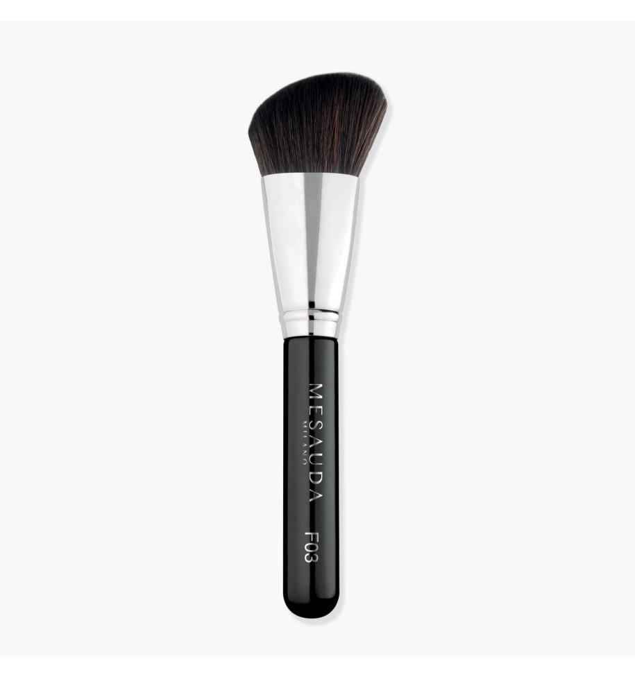 Pennello Contouring Mesauda F03 Powder Contouring - prodotti per parrucchieri - hairevolution prodotti
