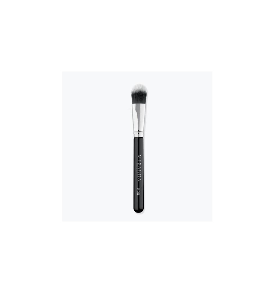 Pennello Fondotinta Piatto Mesauda F06 Flat Foundation - prodotti per parrucchieri - hairevolution prodotti