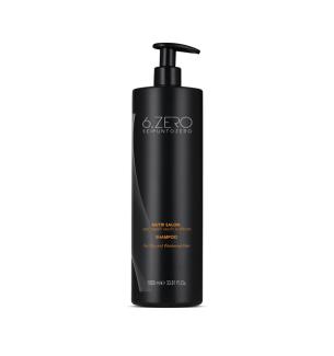 Shampoo Per Capelli Secchi e Sfibrati Nutri Salon 1000ml 6.Zero - prodotti per parrucchieri - hairevolution prodotti