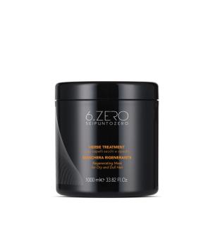 Maschera Per Capelli Secchi e Opachi Herbe Treatment 1000ml 6.Zero
