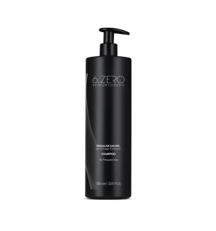 Shampoo Per Uso Frequente Regular Salon 1000ml 6.Zero - prodotti per parrucchieri - hairevolution prodotti