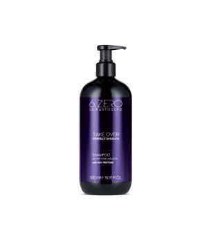 Shampoo Per Capelli Lisci ed Indisciplinati 6.Zero 500ml - prodotti per parrucchieri - hairevolution prodotti