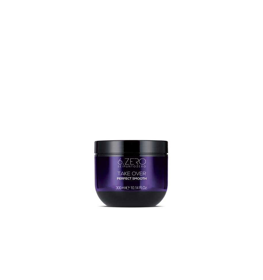 Maschera Per Capelli Lisci ed Indisciplinati 6.Zero 300ml - prodotti per parrucchieri - hairevolution prodotti