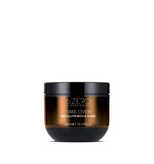 Maschera Per Capelli Secchi ed Opachi 6.Zero 300ml - prodotti per parrucchieri - hairevolution prodotti