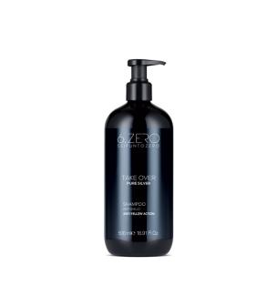 Shampoo Anti giallo 6.Zero 500ml - prodotti per parrucchieri - hairevolution prodotti