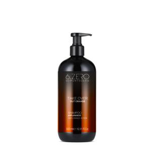 Shampoo Anti Arancio 6.Zero 500ml - prodotti per parrucchieri - hairevolution prodotti