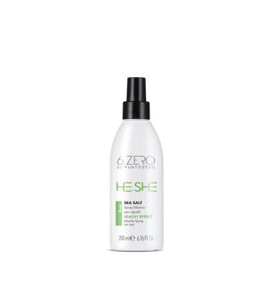 Spray Marino Per Capelli Effetto Spiaggia 6.Zero 200ml - prodotti per parrucchieri - hairevolution prodotti