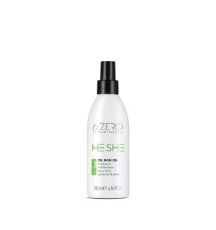 Oil Non Oil 6.Zero 200ml - prodotti per parrucchieri - hairevolution prodotti