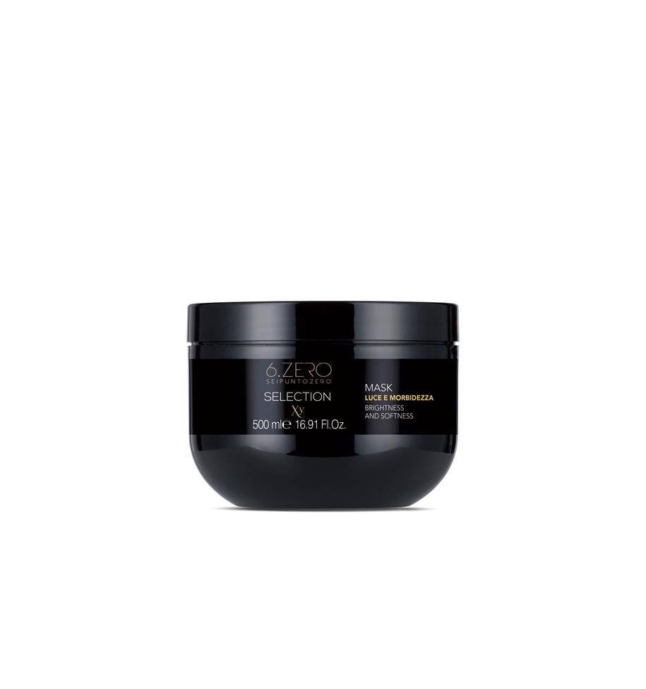 Maschera Per Capelli Danneggiati 6.Zero 500ml - prodotti per parrucchieri - hairevolution prodotti