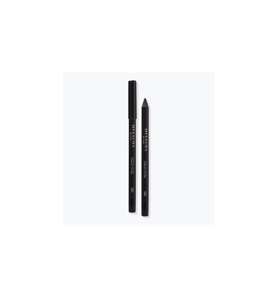 Kit Mascara Extreme Lashes e Matita Aqua Khol 101 Mesauda - prodotti per parrucchieri - hairevolution prodotti