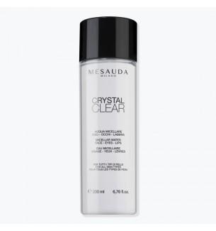 Acqua Micellare Viso Occhi Labbra Mesauda 200ML - prodotti per parrucchieri - hairevolution prodotti