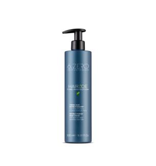 HairZoe Crema Base Ristrutturante 500ml 6.Zero - prodotti per parrucchieri - hairevolution prodotti