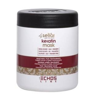 Maschera Alla Cheratina Echosline 1000 ml - prodotti per parrucchieri - hairevolution prodotti