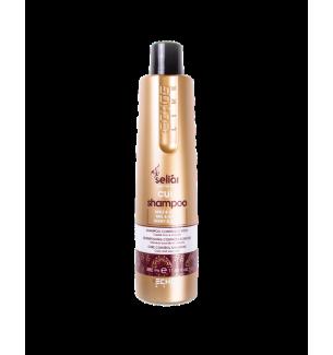 Shampoo Per Capelli Ricci Miele e Argan Echosline 350 ml - prodotti per parrucchieri - hairevolution prodotti