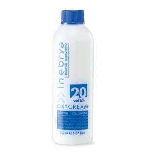 Ossigeno 20 volumi per tinta senza ammoniaca Bionic 150 Inebrya - prodotti per parrucchieri - hairevolution prodotti
