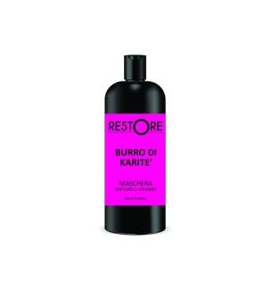 Maschera Per Capelli Colorati Al Burro Di Karite' Miro' 1000ml - prodotti per parrucchieri - hairevolution prodotti