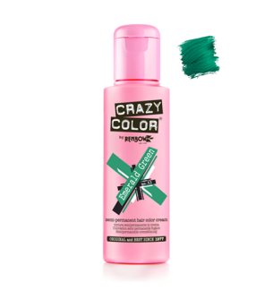 Crazy Color Semipermanente 53 Emerald Green Renbow - prodotti per parrucchieri - hairevolution prodotti