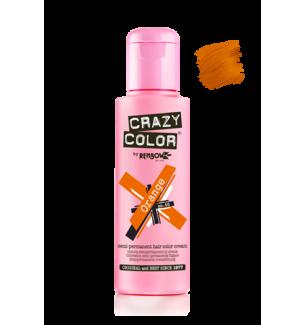 Crazy Color Semipermanente 60 Orange Renbow - prodotti per parrucchieri - hairevolution prodotti