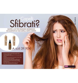 kit capelli sfibrati