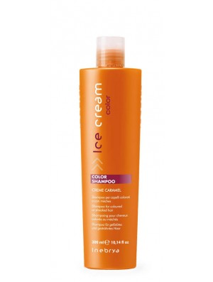 Shampoo per Capelli Colorati e Meches Color Cream Caramel 300 ml - prodotti per parrucchieri - hairevolution prodotti