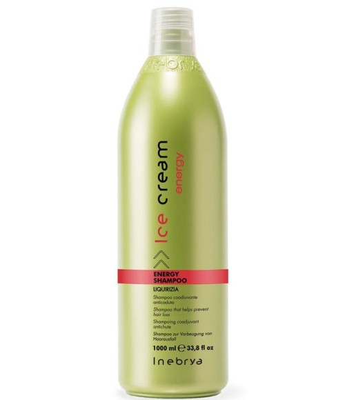 SHAMPOO ANTICADUTA ENERGY LIQUIRIZIA 1000ML - prodotti per parrucchieri - hairevolution prodotti