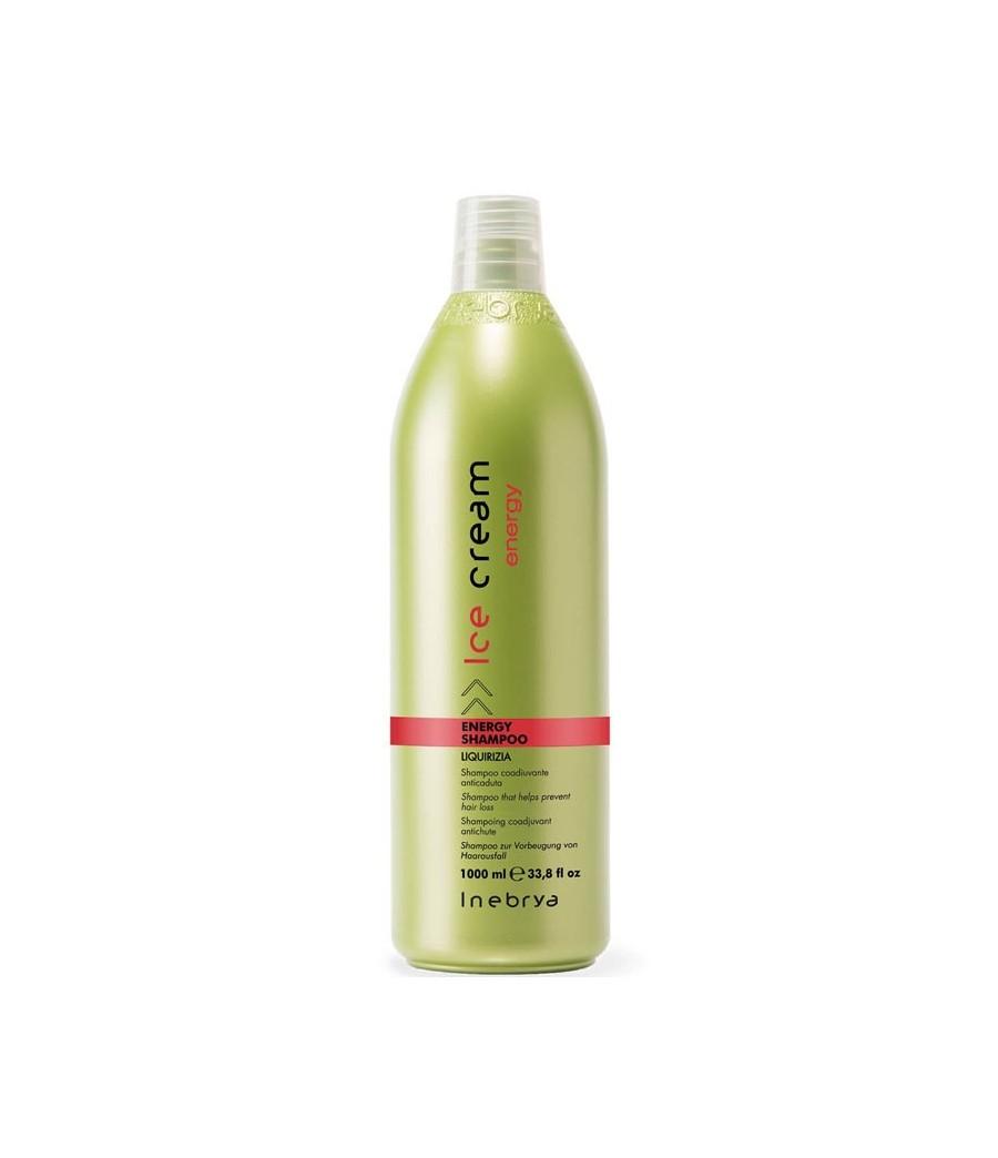 Shampoo Anticaduta Energy Liquirizia 1000 ml - prodotti per parrucchieri - hairevolution prodotti