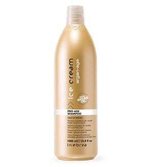 Shampoo Pro-Age all' Olio di Argan 1000 ml - prodotti per parrucchieri - hairevolution prodotti