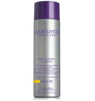 Shampoo Seboregolatore Amethyste Regulate 250 ML - prodotti per parrucchieri - hairevolution prodotti
