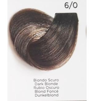 Tinta Biondo Scuro 6/0 100 ml Inebrya Color