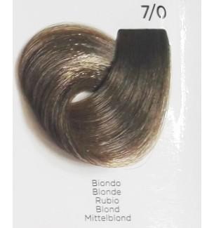 Tinta per capelli Biondo 7/0 100 ml Inebrya Color