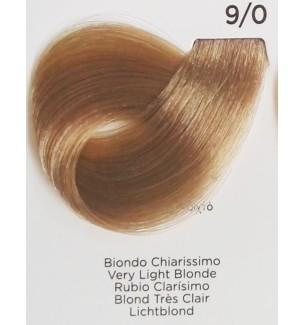 Tinta Biondo Chiarissimo 9/0 100 ml Inebrya Color - prodotti per parrucchieri - hairevolution prodotti