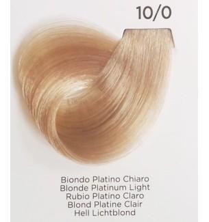 Tinta Biondo Platino Chiaro 10/0 100 ml Inebrya Color - prodotti per parrucchieri - hairevolution prodotti