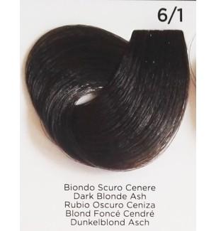 Tinta Biondo Scuro Cenere 6/1 100 ml Inebrya Color - prodotti per parrucchieri - hairevolution prodotti
