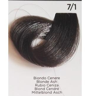 Tinta Biondo Cenere 7/1 100 ml Inebrya Color - prodotti per parrucchieri - hairevolution prodotti