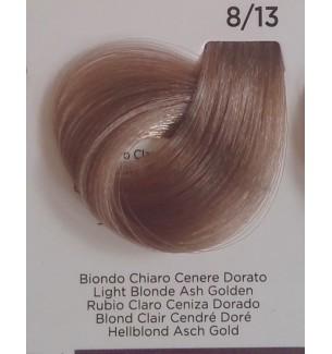 Tinta per capelli Biondo Chiaro Cenere Dorato 8/13 Inebrya Color - prodotti per parrucchieri - hairevolution prodotti
