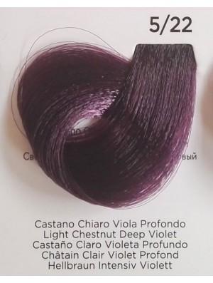 Tinta Castano Chiaro Viola Profondo 5/22 Inebrya Color - prodotti per parrucchieri - hairevolution prodotti