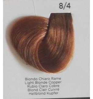Tinta Biondo Chiaro Rame 8/4 Inebrya Color - prodotti per parrucchieri - hairevolution prodotti