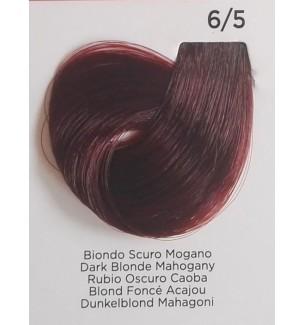 Tinta Biondo Scuro Mogano 6/5 Inebrya Color - prodotti per parrucchieri - hairevolution prodotti