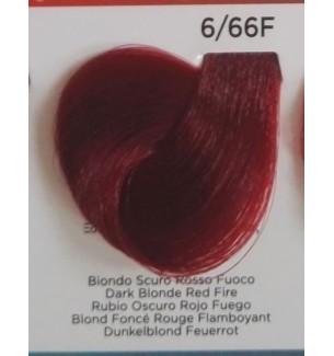 Tinta Biondo Scuro Rosso Intenso 6/66F Inebrya Color - prodotti per parrucchieri - hairevolution prodotti