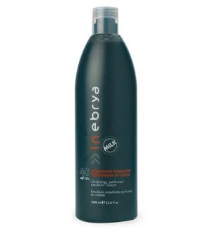 Ossigeno 40 Volumi per capelli 1000ml Inebrya - prodotti per parrucchieri - hairevolution prodotti