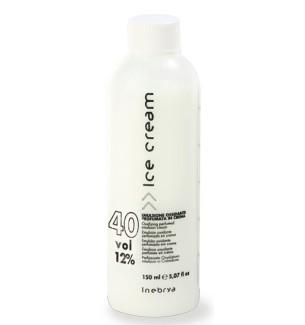 Ossigeno 40 Volumi per capelli Inebrya 150 ML - prodotti per parrucchieri - hairevolution prodotti